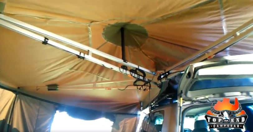 Easy 4WD Campsite Setup -