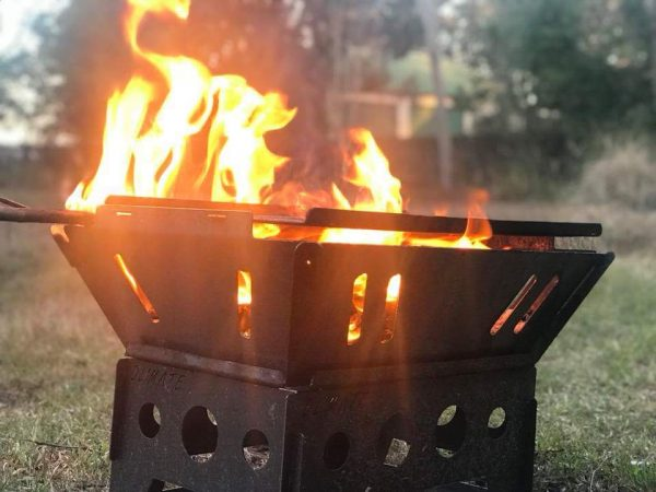 The Ol'Mate Fire Pit