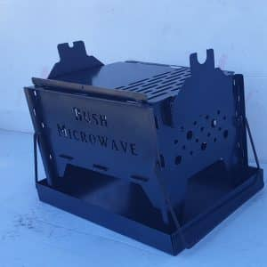 short bush microwave full kit