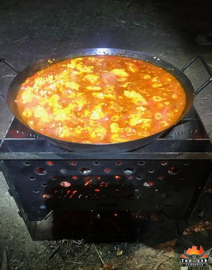 Cooking Photo Gallery - https://www.topendcampgear.com.au/wp-content/uploads/2019/04/Cooking.jpg