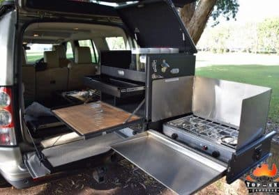 Warwick Kilroy, 4wd Accessories, Fire Pit Accessories, camp kitchen accessories