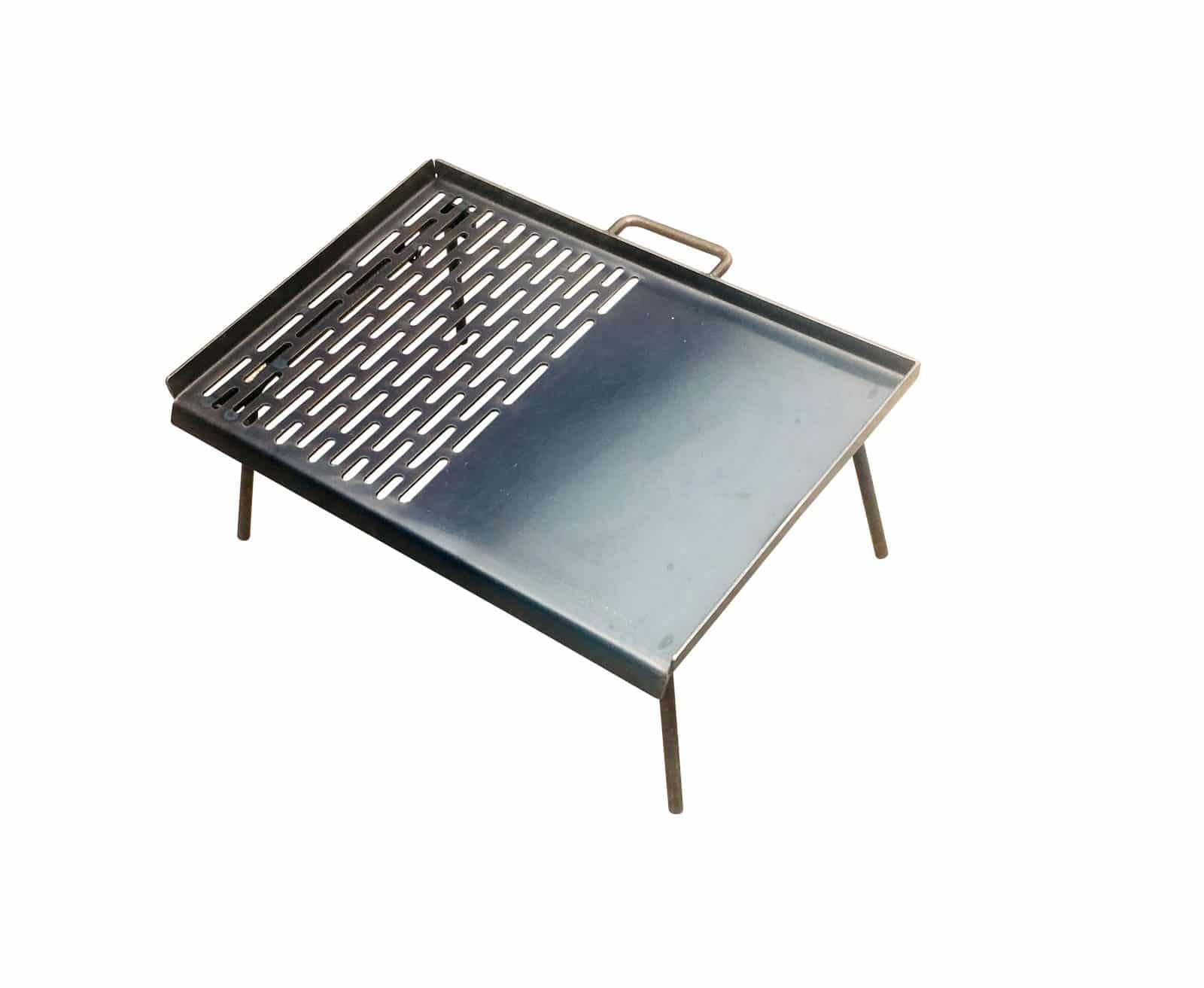 Buy Standing BBQ Plate on Top End Campgear